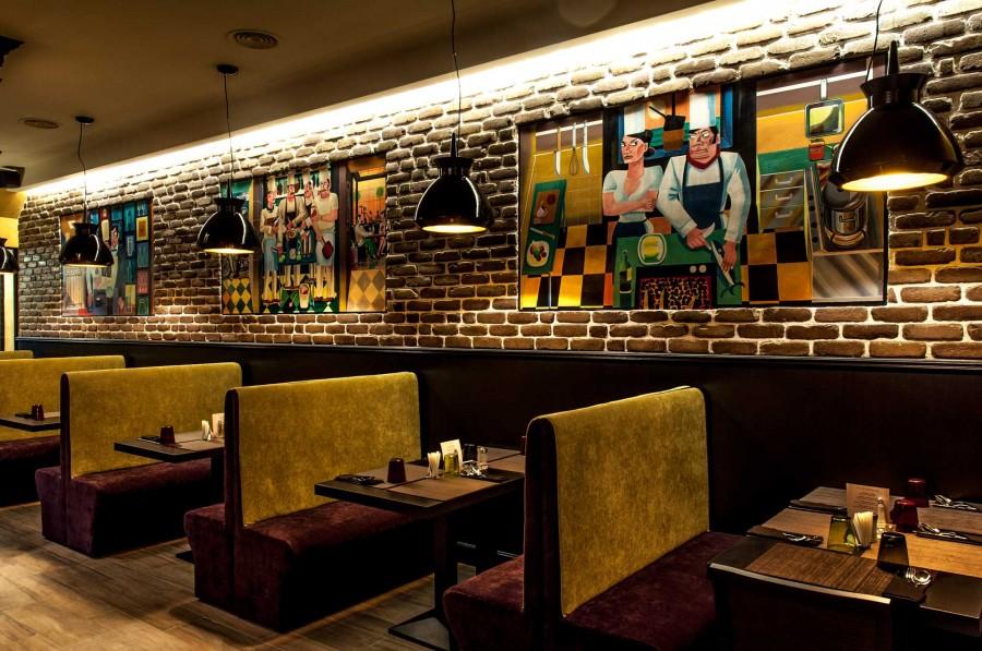Un nou restaurant in Drumul taberei